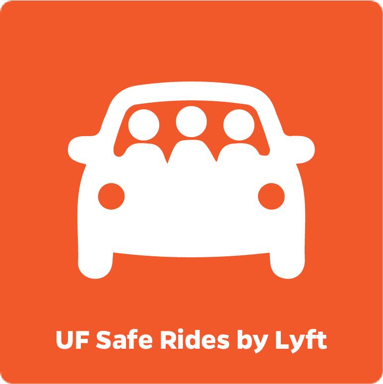 UF Safe Rides By Lyft